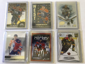 Connor Mcdavid 6 cards