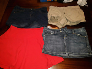Skirts/shorts