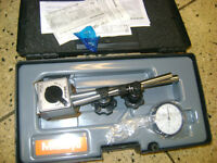 Complete indicator stand and tool set