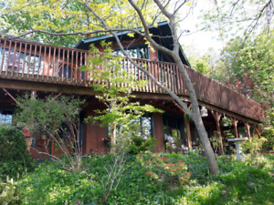Summer lake house suite for rent
