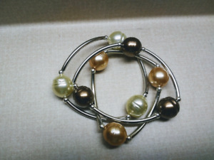 Floater Bracelets, designed and made by seller