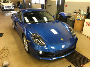 2014 Porsche Cayman S Coupe - With Upgrades