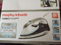 Morphy Richards 303113 Turbosteam Pro Precision Temp Steam Iron