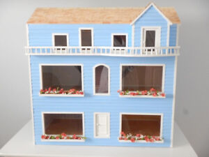 Beautiful Hand Made Doll House
