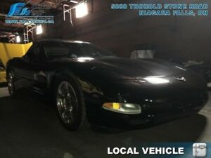 2004 Chevrolet Corvette   SHOWROOM QUALITY! LOW LOW KMS! HARD TO