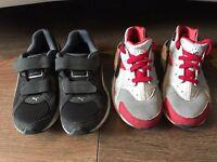 Boys trainers size 12. Nike huaraches & puma