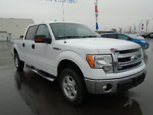 2013 Ford F-150 XLT 4X4 Flex Fuel w/Remote Start