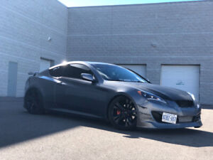 Genesis coupe 2010 modified for sale