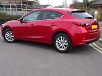 2018 Mazda 3 5dr 2.0 120ps Se l Nav £219 0% 5 door