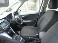 2017 Vauxhall Zafira 1.4 Tourer Design Turbo Mpv 209 5 door MPV