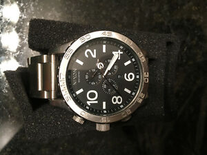 Nixon 5130 Chronograph (300m diving watch)
