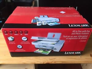 Lexmark All in One Colour Printer - Never Opened