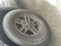 24hr Sale must Best offer!!! Jeep Grand Cherokee mags and Tires