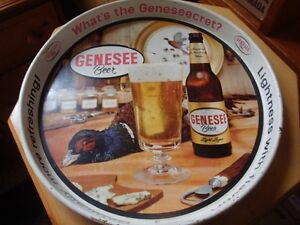 Genesee Beer Tray