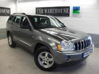 2006 Jeep GRAND CHEROKEE V6 CRD LIMITED Automatic Estate