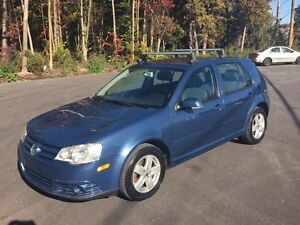 2008 VW Golf City, Loaded, safety/etested