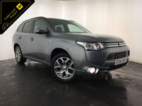 2014 MITSUBISHI OUTLANDER GX 3H PHEV AUTO 4X4 1 OWNER FROM NEW FINANCE PX