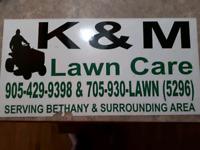 K & M Lawn Care > Kawartha Lakes