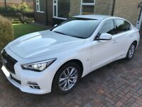 Infiniti Q50 2.2 TD SE (s/s) 4dr inc 2 yr service plan and extra winter wheels