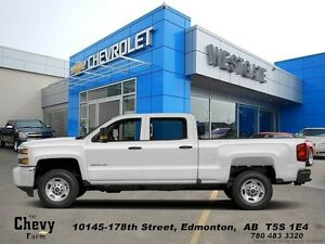 2016 Chevrolet Silverado 2500HD WORK TRUCK 4WD  Camera - Air - H