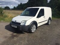 Ford transit connect (52 reg)