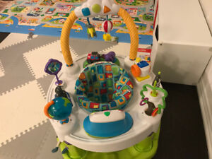 Exersaucer- Evenflo- Activity Learning Center- Great condition!