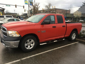 2014 Dodge Power Ram 1500 Tradesman Pickup Truck