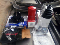 Brand new various parts for 1997 Chevy S10 4.3 Litre.