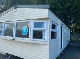 Static Caravan For Sale Offsite 2 Bedrooms - Delta Denbigh 28x12ft