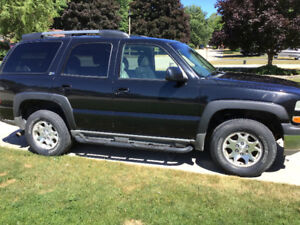 2003 Chev Tahoe For Sale
