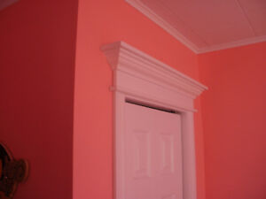 Boston Headers/Crown Molding Corners