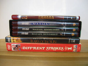 Assortment of DVDs Prince George British Columbia image 3