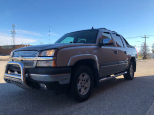 2006 chevy avalanche 260k runs strong fully loaded