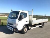 2012 62 MITSUBISHI FUSO CANTER 3.0 7C15 38 150 BHP 1 CO OWNER 93TH 17FT