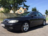 2002 VAUXHALL OMEGA AUTOMATIC BI-FUEL LOVELY CAR
