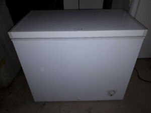 Frigidaire Chest freezer 7.5