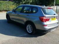 2014 64 BMW X3 2.0 XDRIVE20D SE AUTO + PARKING CAM