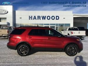 2015 Ford Explorer Sport  - Leather Seats -  Bluetooth - $240.88