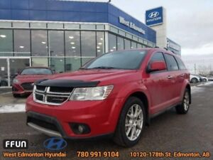 2014 Dodge Journey R/T awd  AWD leather bluetooth heated steerin