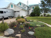 Upper levels of a residential home for rent in Lac La Biche