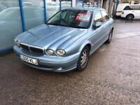 Jaguar X-TYPE 2.0D Classic 4 door - 2005 05-REG - 9 MONTHS MOT