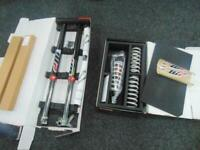 WP Cone Valve Forks and WP Trax Shock to fit Honda CRF 250/450 17-20, BRAND NEW!