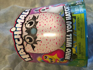 HATCHIMALS PENGUALAS BRAND NEW NEVER OPENED!!!! ONLY ONE LEFT!!!