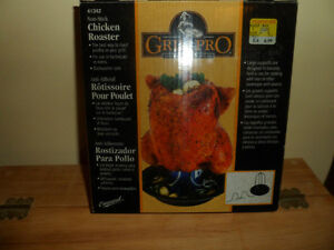 grillpro Chicken Roaster