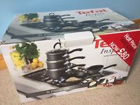 **REDUCED** Tefal Inspire 5pc Saucepan Set