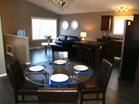 Wow! 5 Bedroom/2Kitchen furnished - perfect for your CREW.