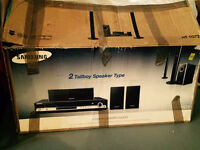 Samsung All in one home theater system with HDMI