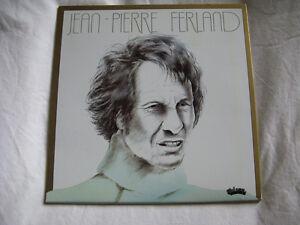 Vinyl LP ★ Jean-Pierre Ferland   ...eponyme ★★★★