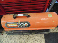 DYNA-GIO PRO HEATER FOR SALE @ ABC EXCHANGE!!!