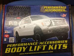3 inch body lift